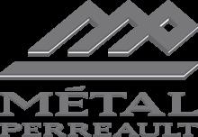 Logo Métal Perreault